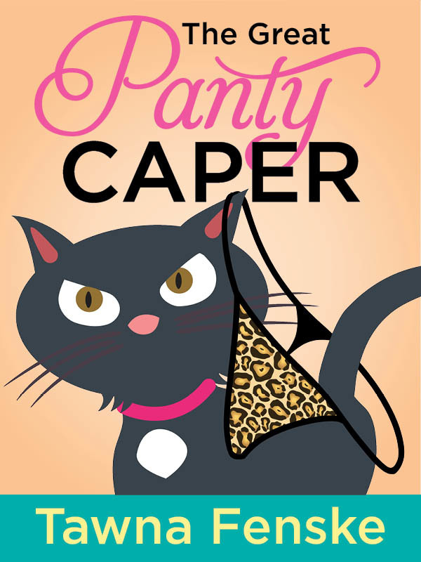 Cats, Panties, Cat Illustration, Tawna Fenske, Heidi North Illustration, eBooks , ebook designer NYC