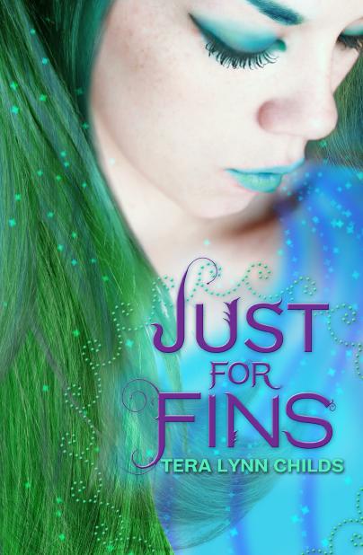 Hand Lettering, Mermaid, Photo illustration, Teen Book Jacket Design
