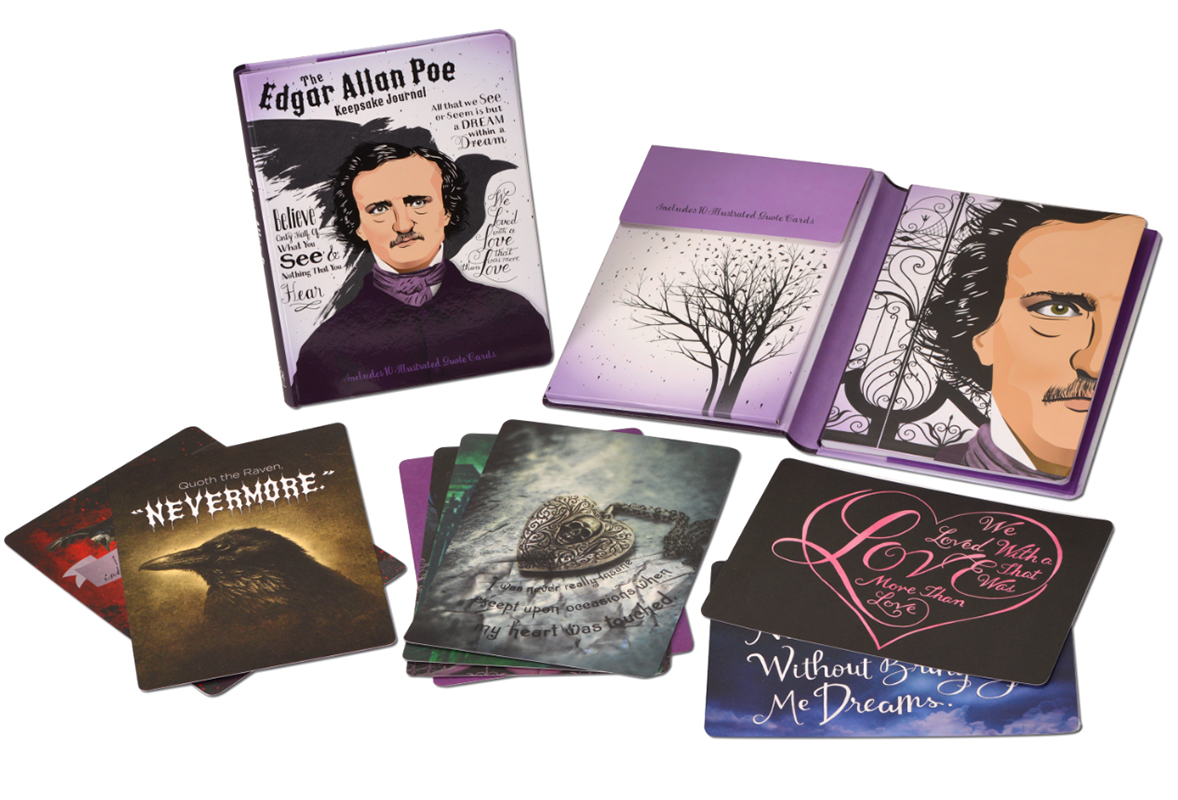 Edgar Allan Poe, Gift, Journal,