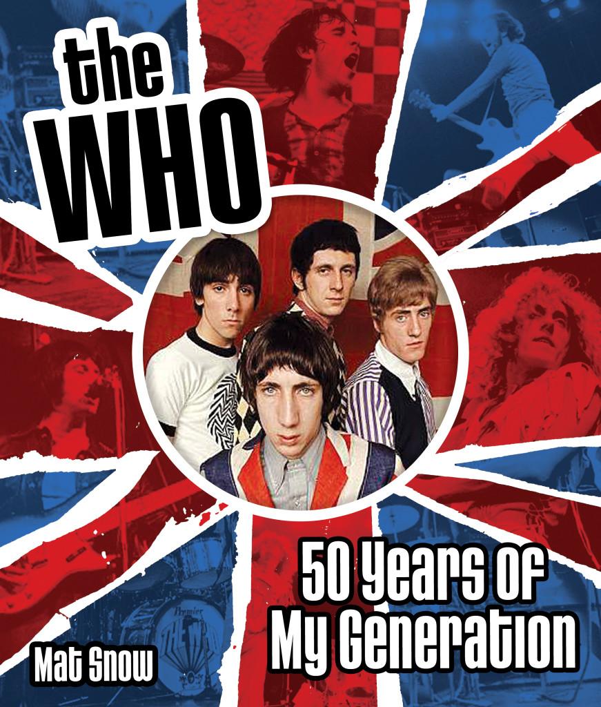 The Who, Entertainment Designer,