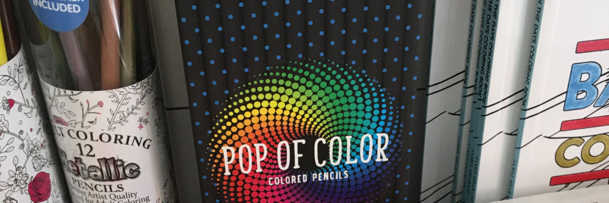 Package Design by Heidi North. Rainbow Colored Pencils. Package design.